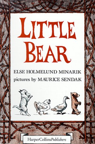 <strong>RIP to an author who helped to unleash my love of reading: Else Holmelund Minarik, Author of Little Bear Books, Dies at 91</strong>